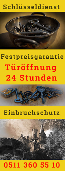 Aufsperrdienst Hannover 24